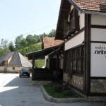 restoran pećinar